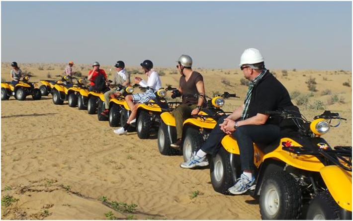 VIP desert safari trips in Dubai